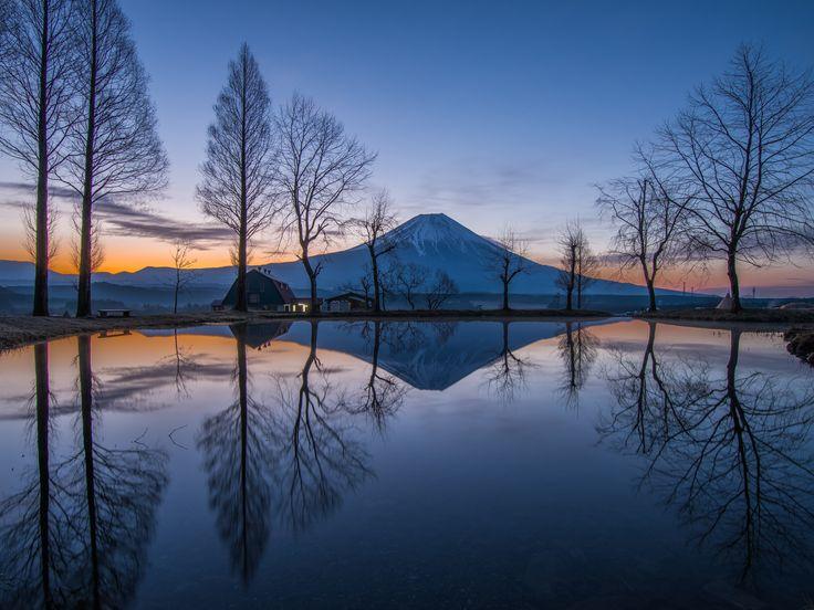 富士山 / ふもとっぱらの夜明け #富士山 #MtFuji #Japan