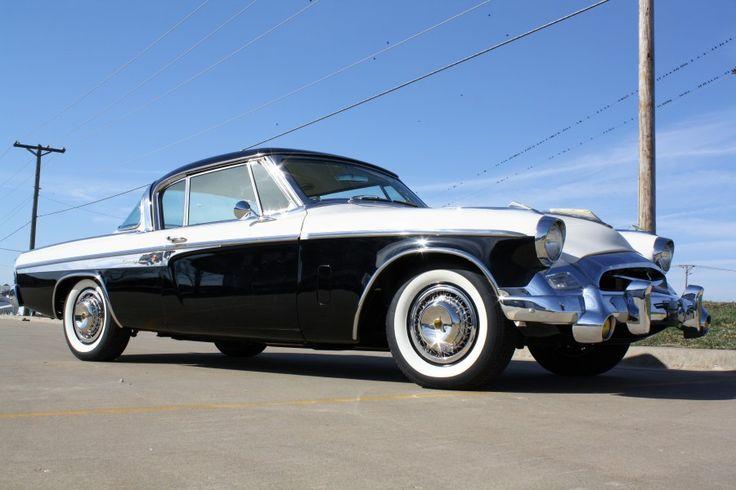 1955 STUDEBAKER PRESIDENT SPEEDSTER - Happy Days Dream Cars