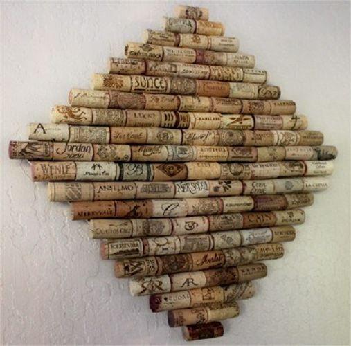 Wine Cork Art: 189 Best Wine Cork Boards Images On Pinterest