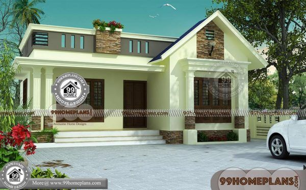 Kerala Home Design Single Floor Low Budget House Plan Collections Free Kerala House Design Budget House Plans House Design Pictures