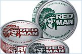 Smokeless Tobacco Brands | Red Man – the flagship of chewing tobacco