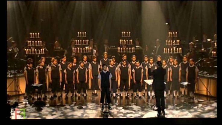 17. Les Choristes - ''La Nuit''. ( En Concert ).