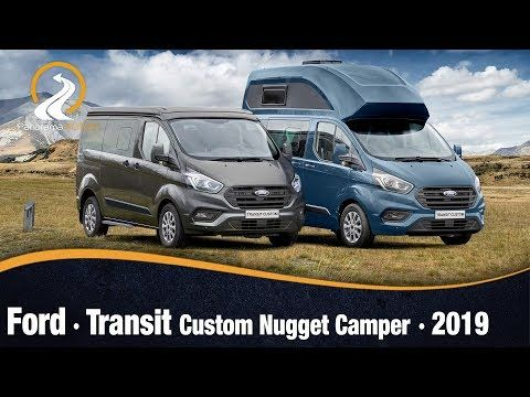 Ford Transit Custom Nugget Camper 2019 Prueba Review En
