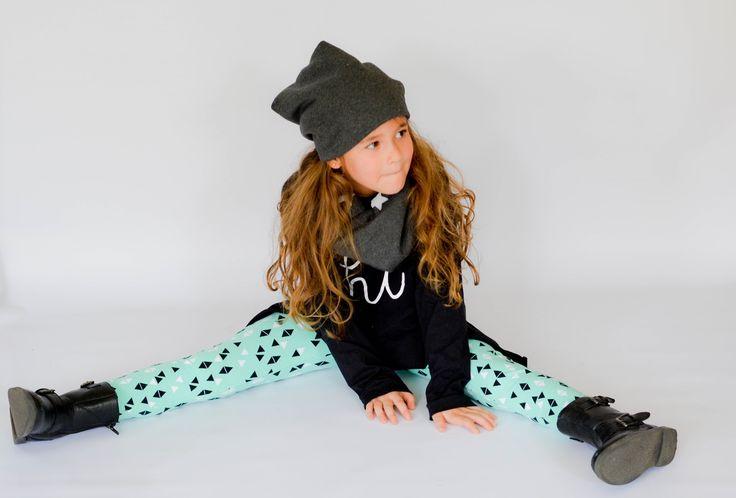 Schnittgeflüster pants little ebby shirt kids fashion