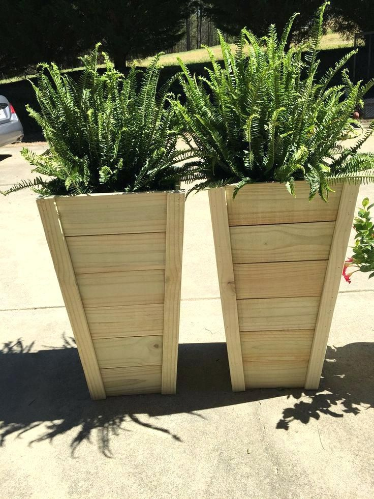 Pin On Planter Boxes