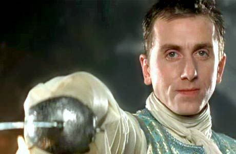 """Tim Roth in """"Rob Roy"""".  Hated the character from beginning to end.  From; Top 10 English psychopaths in American movies 