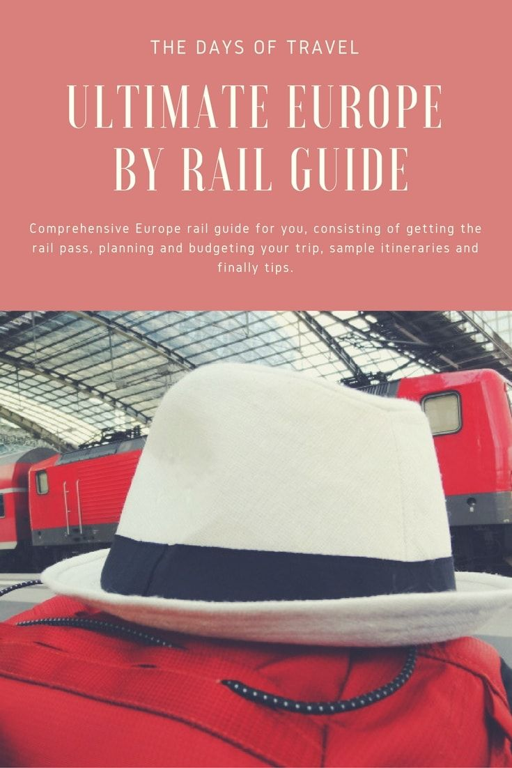 Interrail travel guide, travel Europe by train, Train travel, interrail travel guide, Europe travel guide