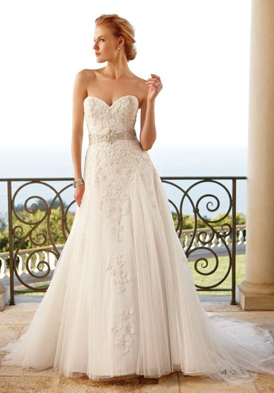 34 best Dress images on Pinterest   Wedding frocks, Bridal dresses ...
