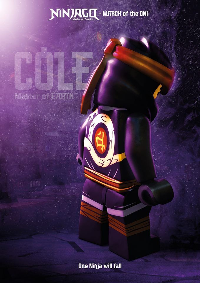 So One Of The Official Posters For Ninjago Season 10 Has Come Out