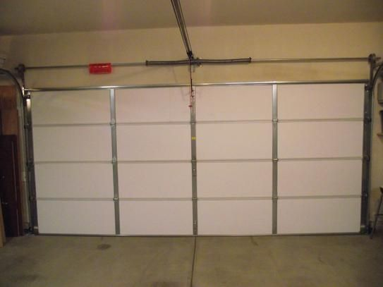 Garage Door Insulation Kit (8 Pieces) Garage Door Insulation Kit   8 Pcs