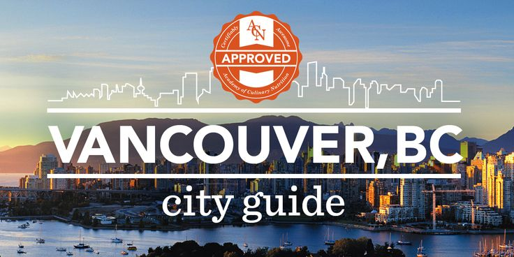 Vancouver, BC   Healthy City Guide