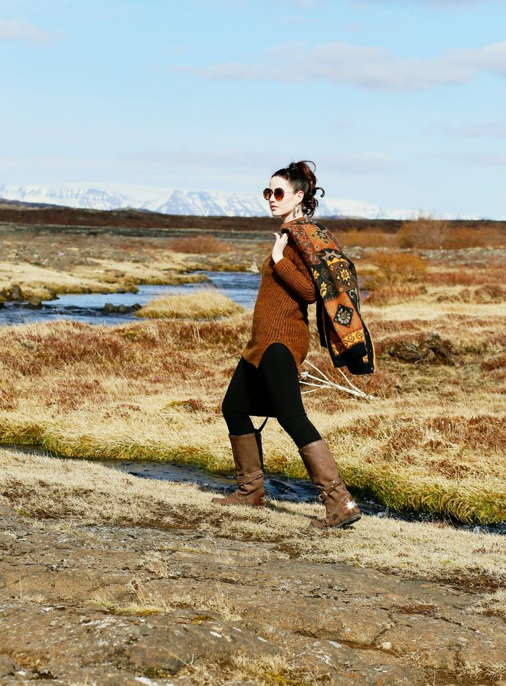 vintage Cardigan, lässiges Wanderoutfit, schönes Wanderoutfit, Fashion Blog, Mode Blog, Reise Blog, Travel Blog, Iceland Blog, Island Blog, Outdoor Outfit, Like A Riot, What to wear in Iceland, Hiking