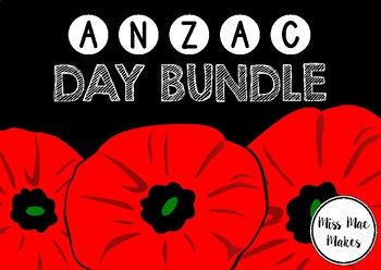 This ANZAC day activity bundle includes a variety of activities for you to do with your class on ANZAC day or in the lead up to. The activities include:- Anzac day feels like, looks like, sounds like, tastes like graphic organiser. - Anzac's were, Anzacs had graphic organiser. - Soldiers are, can, have graphic organiser.- My Anzac medal badge design.- 3 x acrostic poem (HERO, SOLDIER, ANZACS).- Mini Anzac fact flip book- facts about Anzac day, Facts about the dawn service, Facts about World…