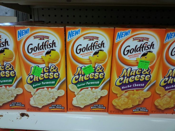 Coupon goldfish