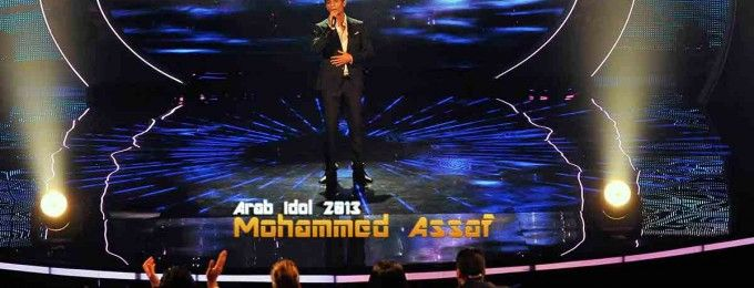 mohammed assaf arab idol mbc twitter cover photos