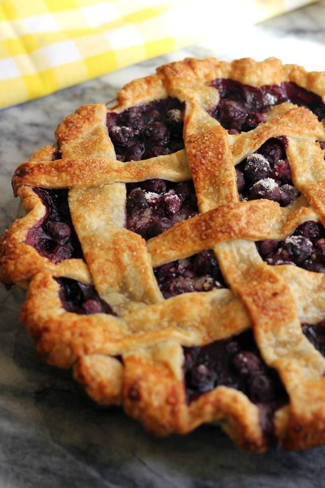 ... Pies on Pinterest | Blackberry pie, Buttermilk pie and Blueberry pies