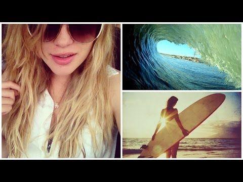 Oi meninas, tudo bom? O vídeo de hoje é um tutorial de cabelo estilo de surfitas. Já contei para vocês que um dos meus sonhos é saber surfar? Hahaha,...
