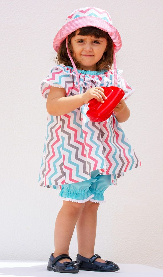 Baby Girl Clothes Pink Polka Dots Dress Summer Baby Girl Sets