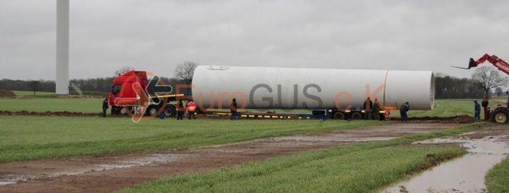 Windenergieanlagen Transport nach Belarus - EuroGUS e.K. Aktuelle Nachrichten zum Thema Transport und Logistik aus Deutschland, EU, Russland, Belarus, Kasachstan, Ukraine, Turkmenistan und andere Länder