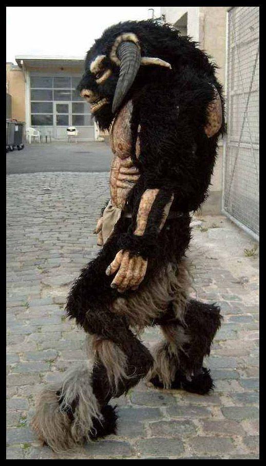 Minotaur suit sideview by *Meatshop-Tattoo on deviantART