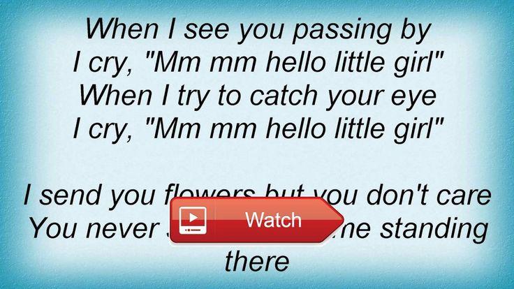 Beatles Hello Little Girl Lyrics  Beatles Hello Little Girl Lyrics