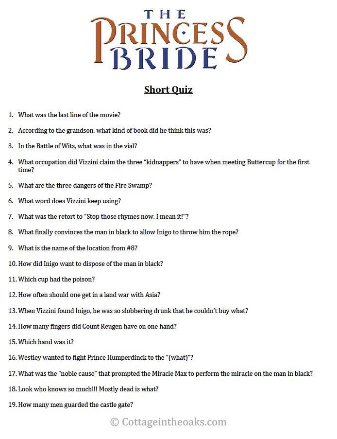 19 best princess bride jokes references images on pinterest. Black Bedroom Furniture Sets. Home Design Ideas