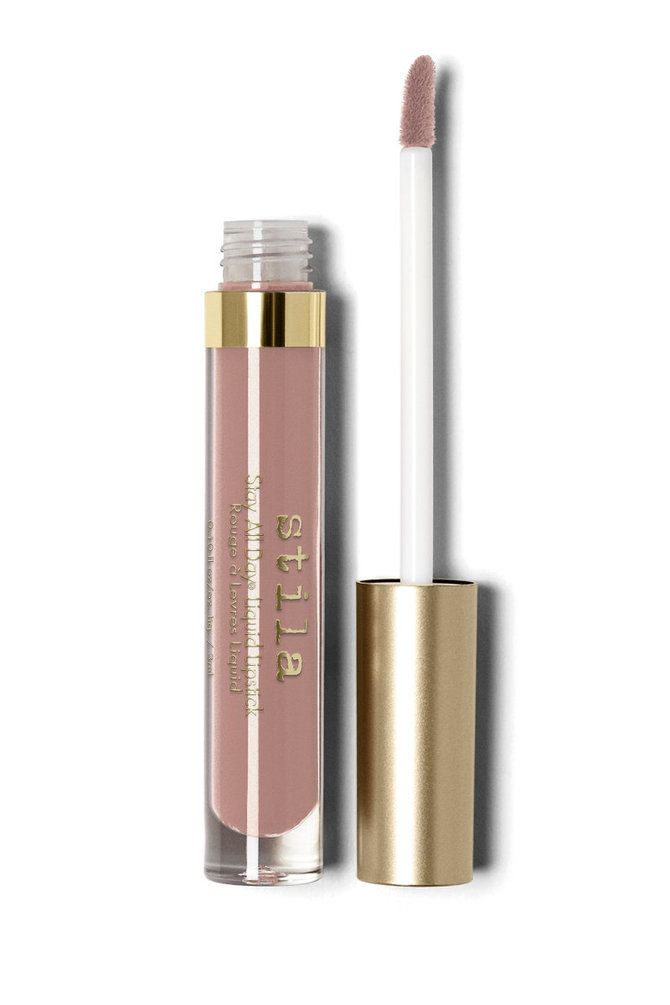 Stila's Stay All Day® Liquid Lipstick in Angelo - Celebrated for its incredible staying power, lightweight feel, and beautiful matte finish, this award-winning formula has been a cult favorite for years among Stila fans and beauty aficionados alike.