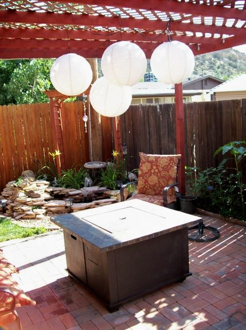 Backyard Retreats Ideas : Budget Backyard ReTREAT  Backyard Retreats I  Pinterest
