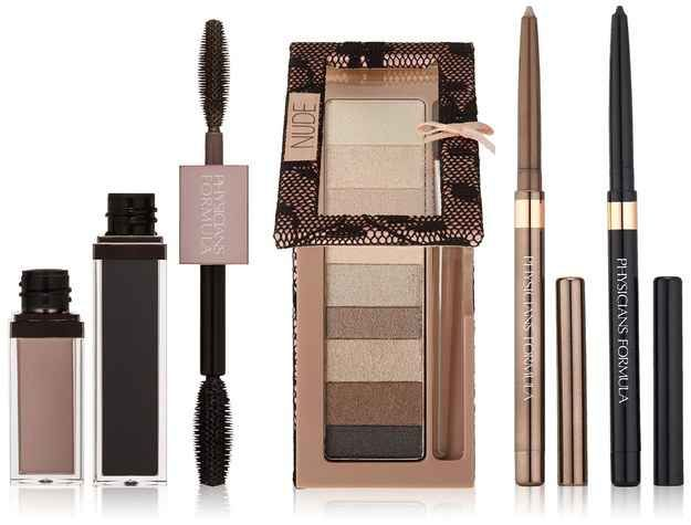 This nude smokey eye kit from Physicians Formula that will help you acheive your ~makeup goals~ ($9.29).
