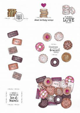 Stamps Inspiration Boards - Hunkydory | Hunkydory Crafts