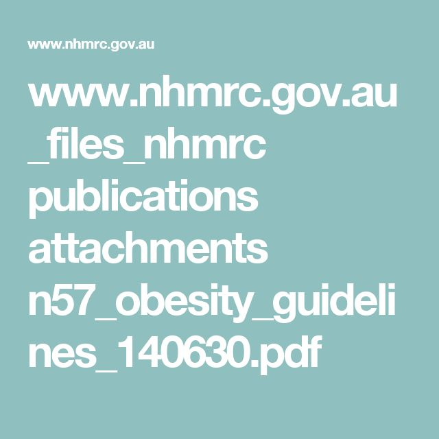 nhmrc guidelines nutrition in pregnancy