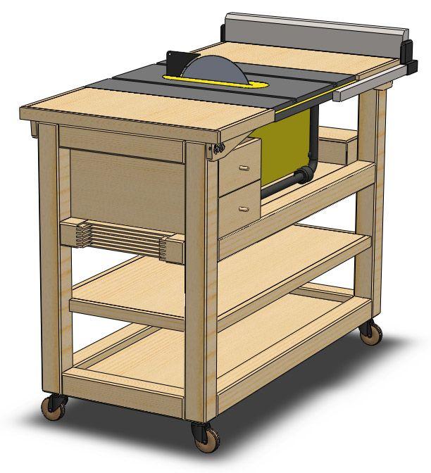 reportage dewalt dw745 et sa station d 39 accueil page 3 werkstatt holz pinterest. Black Bedroom Furniture Sets. Home Design Ideas