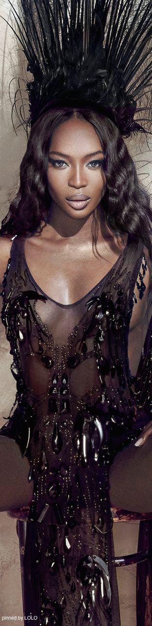 X  Fierce X- Naomi Campbell- ~LadyLuxury~