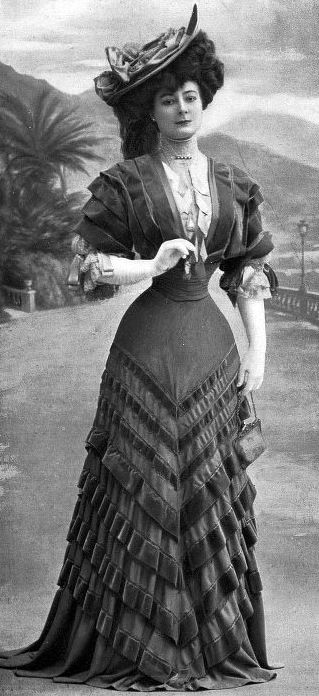 17 Best Images About Ref: 1900-1910 Womens' Fashion On