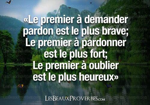 Les Beaux Proverbes – Proverbes, citations et pensées positives » » Le brave, le fort et l'heureux