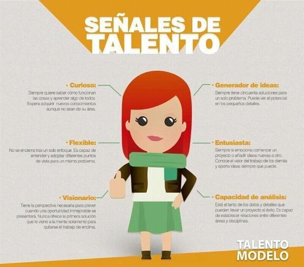 Talento modelo - Donde Hay Trabajo