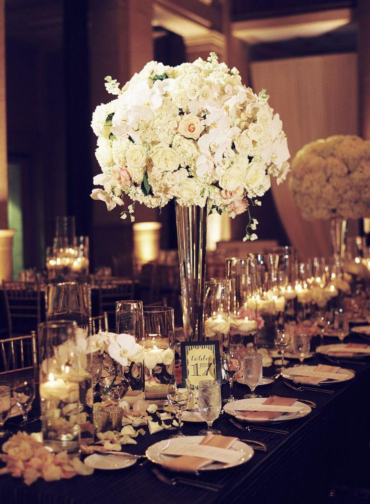 Ideas about tall centerpiece on pinterest weddings