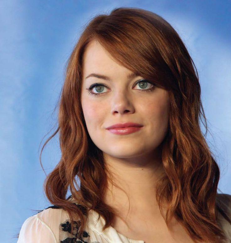 Emma Stone zal de rol van Cassia spelen. << Mijn groene ogen. Mijn koperbruin haar, dat er in de weerspiegeling goudkleuriger uitziet dan in de werkelijkheid. >> Matched, Ally Condie, Lemnscaat,2010, p 8