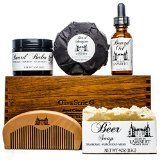 THE FINEST IN BEARD CARE PRODUCTS! Hereare some beard groomingproducts that have high reviews and work…