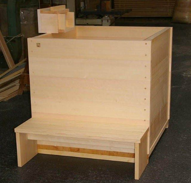 Japanese Soaking Tub Small Part - 40: Bathroom , Deep Soaking Tub Ideas For Small Bathroom : Wooden Japanese  Soaking Tub Plan For