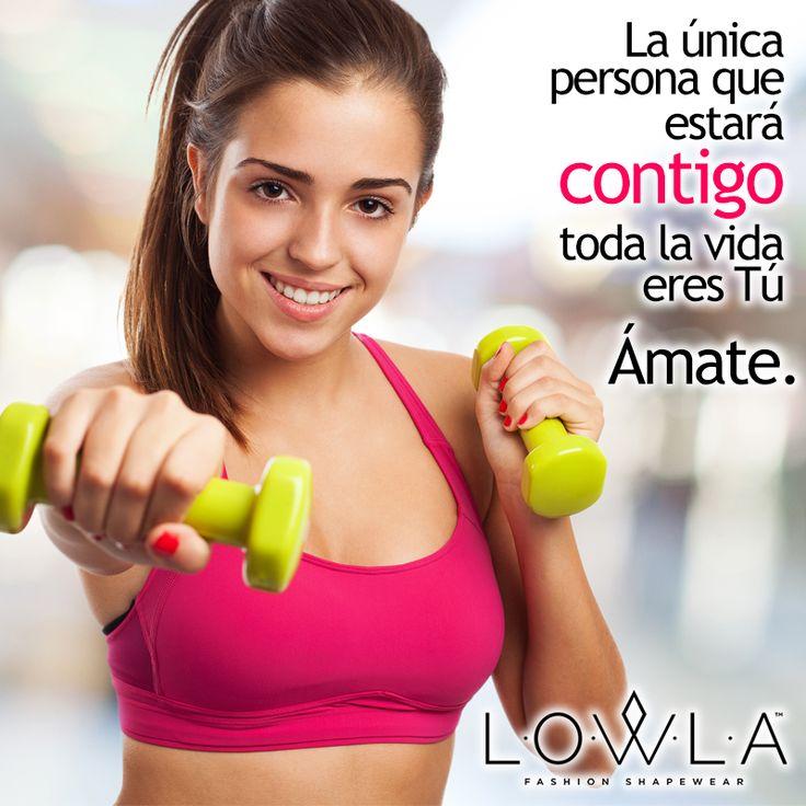 Frase del día! Pensamiento positivo. #Frases #Motivación #Lowla #Girls
