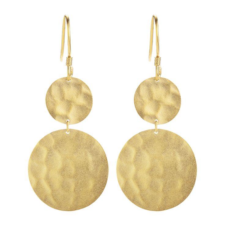 Pippa&Jean HELEN EARRINGS (gold)