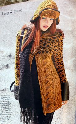 ~ ~ SPARK: Knitting and crochet inspiration
