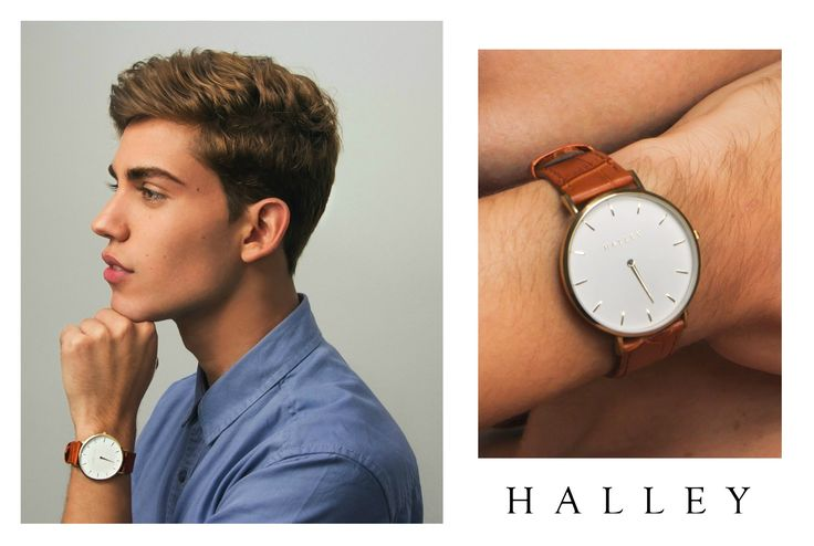 For @halleywatches PH: @tylertomshack  Model Marko Andre Leon #campaign #editorial #halley #australia