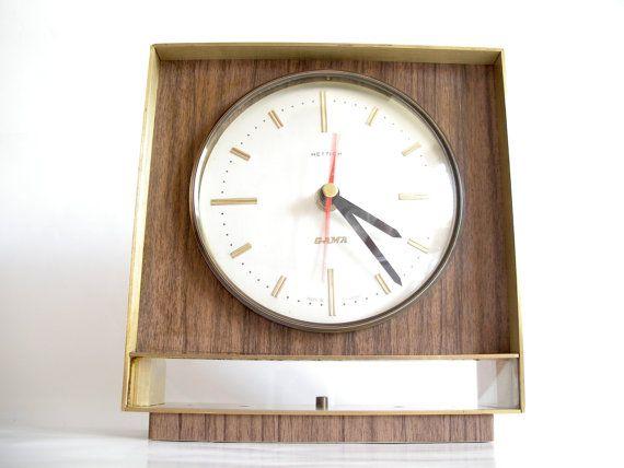 Reloj de sobremesa alemán Hettich Gama de los por MeAndTheMajor, €50.00