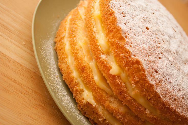 Sponge Cake Recipe Lemon Curd: Best 25+ Lemon Curd Cake Ideas On Pinterest