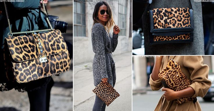 Leopard Print Bags | sheerluxe.com