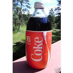 Remember glass soda bottles with Styrofoam labels?