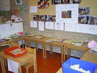Bibliotheek in de klas!
