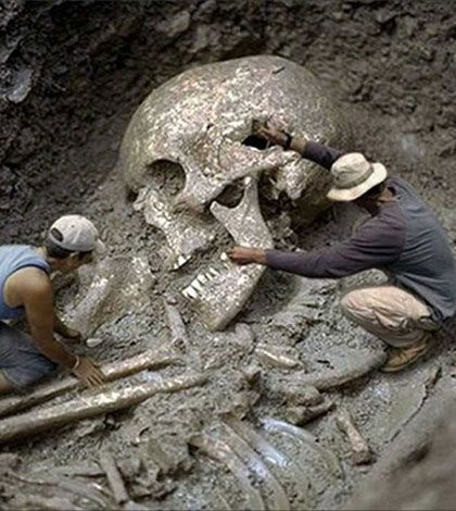 Searching for the lost giant skeletons http://www.cultofweird.com/blog/search-for-the-lost-giants/